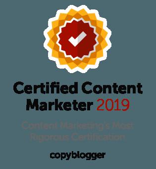 Copyblogger Certification
